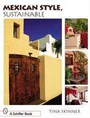 Cover of: Mexican Style, Sustainable