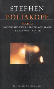 Cover of: Poliakoff Plays