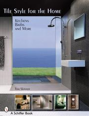 Cover of: Tile Style for the Home: Kitchens, Baths, and More