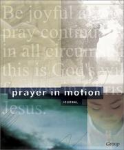 Cover of: Prayer in Motion Additional Journals |