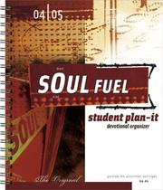 Cover of: 2004-2005 Student Plan-It |