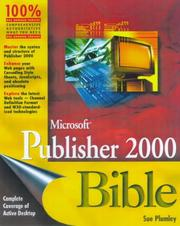 Cover of: Microsoft® Publisher 2000 Bible