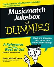 Cover of: Musicmatch Jukebox For Dummies®