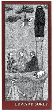 Cover of: Edward Gorey Panoramic Notecards with Envelope