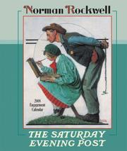 Cover of: Norman Rockwell The Saturday Evening Post 2008 Calendar