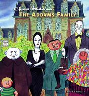 Cover of: Chas Addams The Addams Family 2008 Calendar