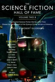 Cover of: The Science Fiction Hall of Fame, Volume Two B | Ben Bova