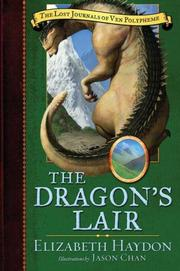 Cover of: The Dragon's Lair (The Lost Journals of Ven Polypheme)