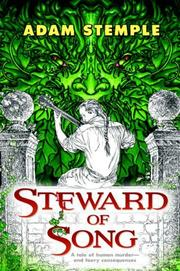 Cover of: Steward of Song