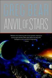 Cover of: Anvil of stars
