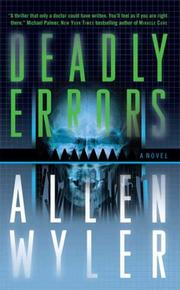 Cover of: Deadly Errors | Allen Wyler