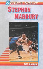 Cover of: Sports Great Stephon Marbury