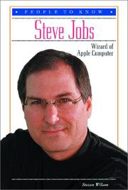Cover of: Steve Jobs