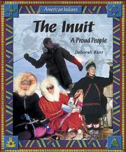 Cover of: The Inuit: A Proud People (American Indians)