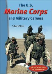Cover of: The U.S. Marine Corps And Military Careers (The U.S. Armed Forces and Military Careers)