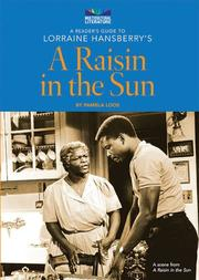 Cover of: A Reader's Guide to Lorraine Hansberry's A Raisin in the Sun (Multicultural Literature)