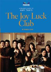 Cover of: A Reader's Guide To Amy Tan's the Joy Luck Club (Multicultural Literature)