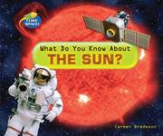 What Do You Know About the Sun? (I Like Space!)