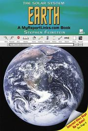 Cover of: Earth (The Solar System)