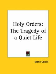 Cover of: Holy Orders