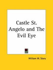 "Cover of: Castle St. Angelo and The evil eye: being additional chapters to ""Roba di Roma""."