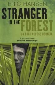 Cover of: Stranger in the Forest