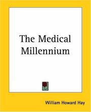 Cover of: The Medical Millennium