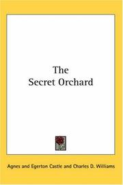 Cover of: The secret orchard