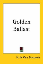 Cover of: Golden ballast