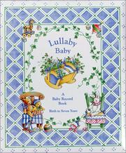 Cover of: Lullaby Baby | C R Gibson Company