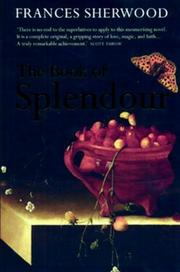 Cover of: The Book of Splendour
