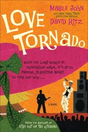 Cover of: Love Tornado: A Novel