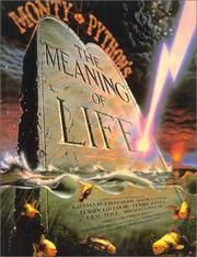 Cover of: Monty Python's Meaning of Life Screenplay