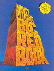 Cover of: Monty Python's Big Red Book