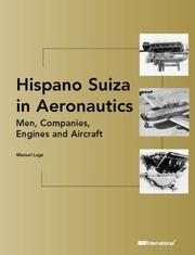Cover of: Hispano Suiza in Aeronautics | Manuel Lage