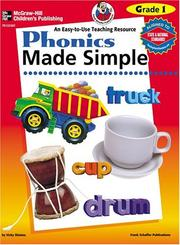 Cover of: Phonics Made Simple, Grade 1 | School Specialty Publishing