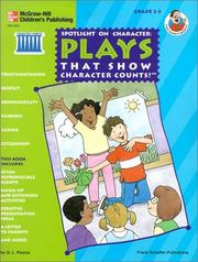 Cover of: Spotlight on Character: Plays That Show Character Counts!