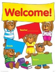 Cover of: Welcome! Chart | School Specialty Publishing