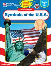 Cover of: Symbols of the USA (Classroom Helpers) | Kathryn Wheeler