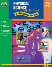 Cover of: Physical Science at School - It