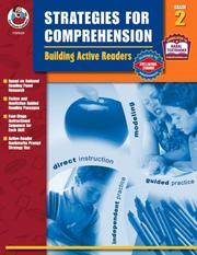 Cover of: Strategies for Comprehension, Grade 2 | Lori Swanson-Taylor