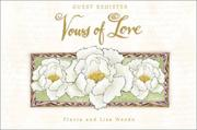 Cover of: Vows of Love