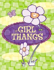 Girl Thangs Gel Pen Blank Book w/ Holder and Gel Pen