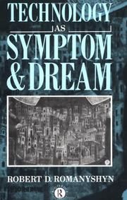 Cover of: Technology as symptom and dream