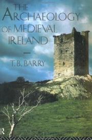 Cover of: The archaeology of medieval Ireland