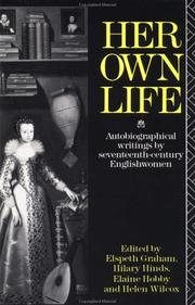Cover of: Her Own Life