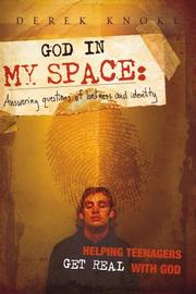 Cover of: God in MySpace | Derek Knoke
