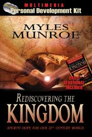 Cover of: Rediscovering the Kingdom Kit