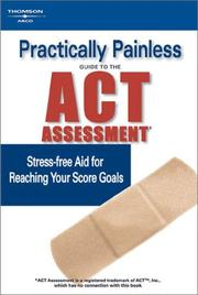 Cover of: Practically Painless Guide to the ACT 1E (Practically Painless Series) | Peterson