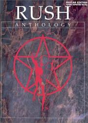 Cover of: Rush Anthology